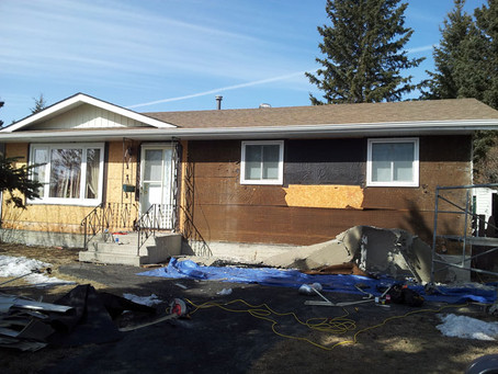 Siding Options In Leduc To Keep Your House Warm In The Canadian Winter