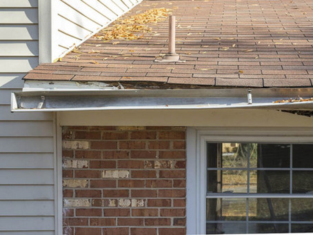 When is it time to replace your eavestrough?