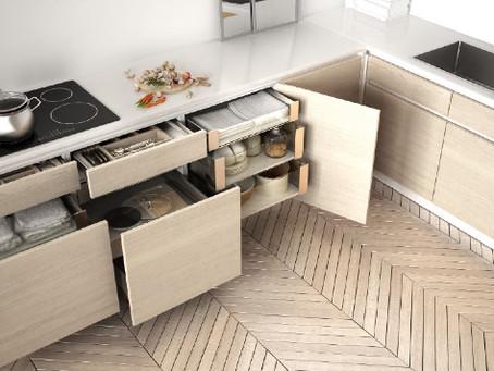 Kitchen Storage Solutions to Consider in Your Kitchen