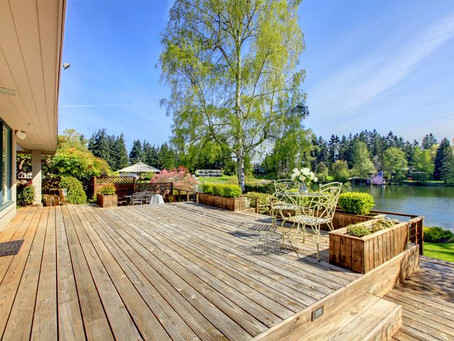 How To Maintain Your Wooden Deck