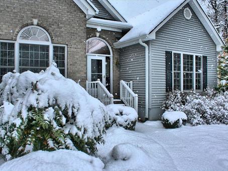 Winter Outside – Start Planning Inside Renovations