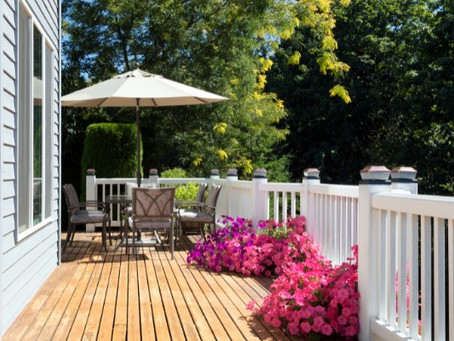 9 Factors to Consider When Building a Deck for Your Home