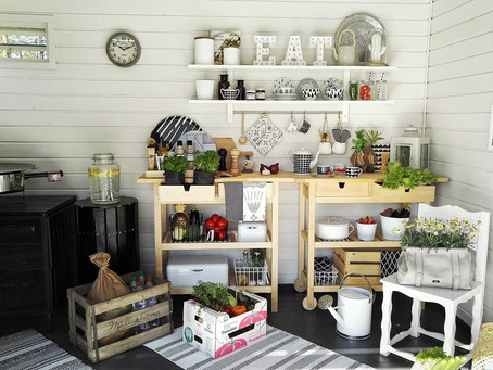 9 Steps To Get A Farmhouse Style Kitchen