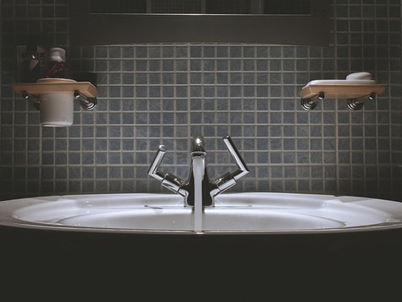 Bachelors Bathroom