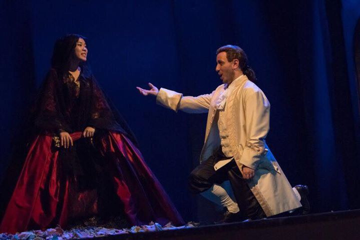 Figaro in Marriage of Figaro