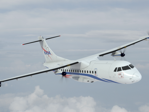 NASA Takes Steps to Reduce Aviation Emissions, Invigorate US Economy