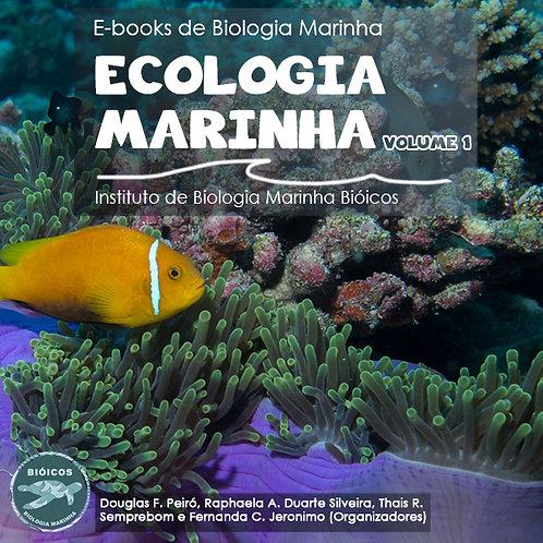 E-book Ecologia Marinha vol. 1