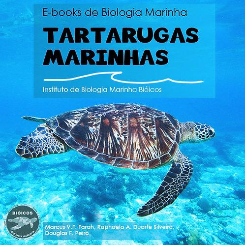 E-book Tartarugas Marinhas