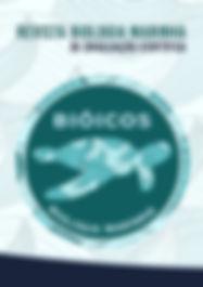 capa da revista biologia marinha