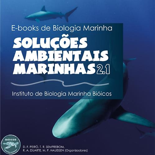 E-book Soluções Ambientais Marinhas