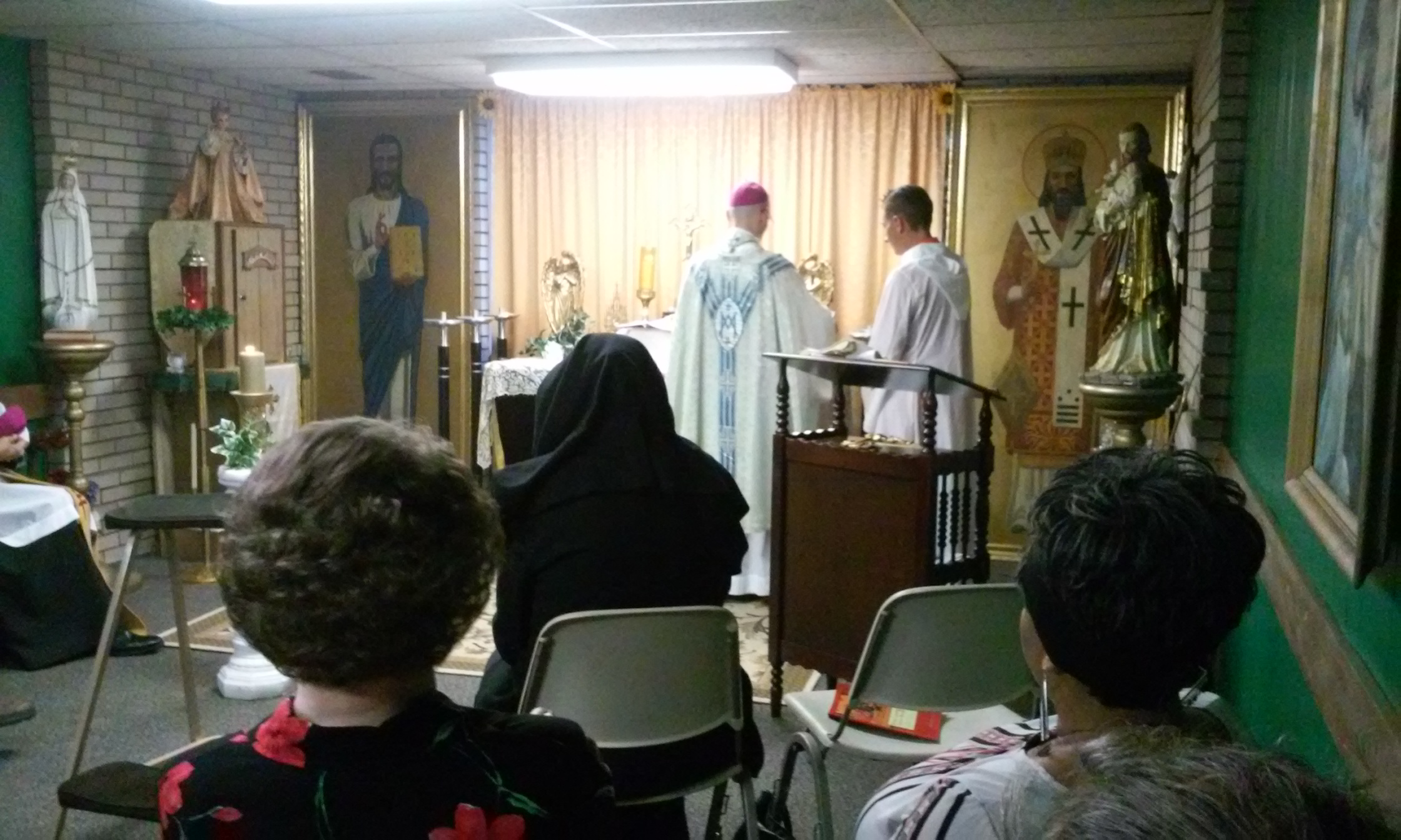 Introit of the Divine Liturgy