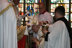 Blessing and Imposition of the Mitre