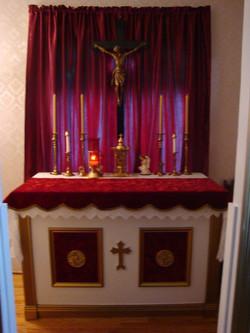Monastery Altar