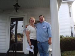 Mr. & Mrs. Ron Mancak
