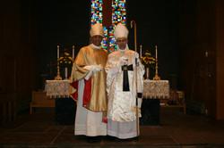 The Metropolitan and Bishop Joseph