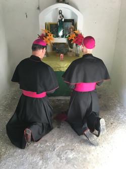 The Bishops at Prayer