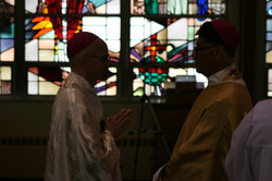 Bishop Joseph and the Metropolitan