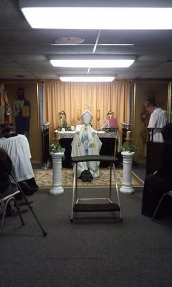 Prayers after the Divine Liturgy