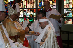 The Anointing with Sacred Chrism