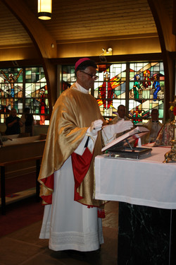 The Collect of the Divine Liturgy