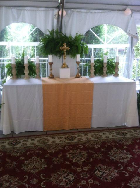 Episcopal Consecration altar.JPG