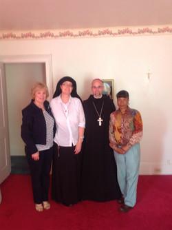 Some friends of St. Joseph's