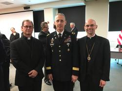Chaplain Hurley, U.S. Army
