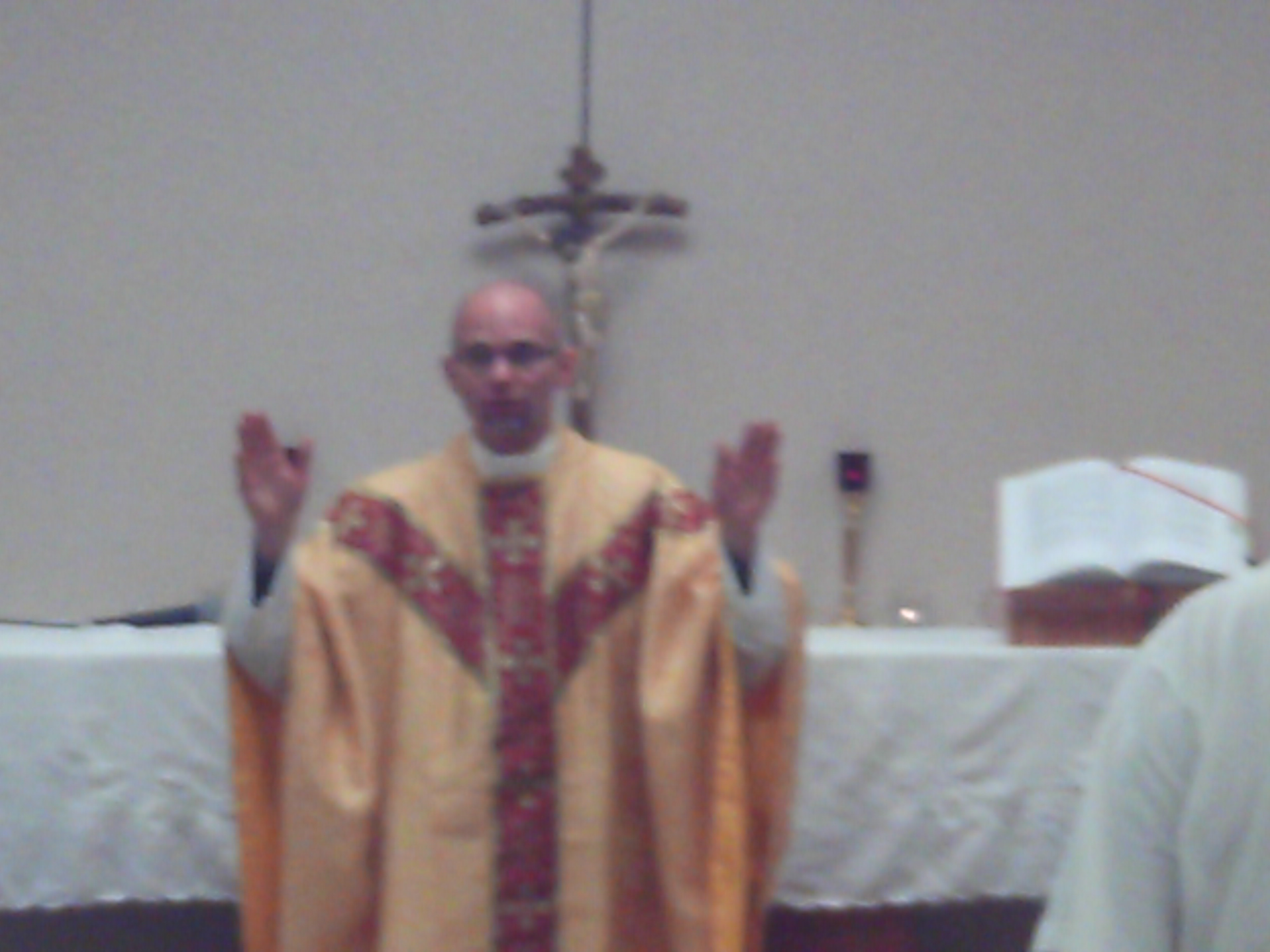 The Liturgical Greeting