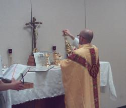 Holy Mass Offertory Incensation