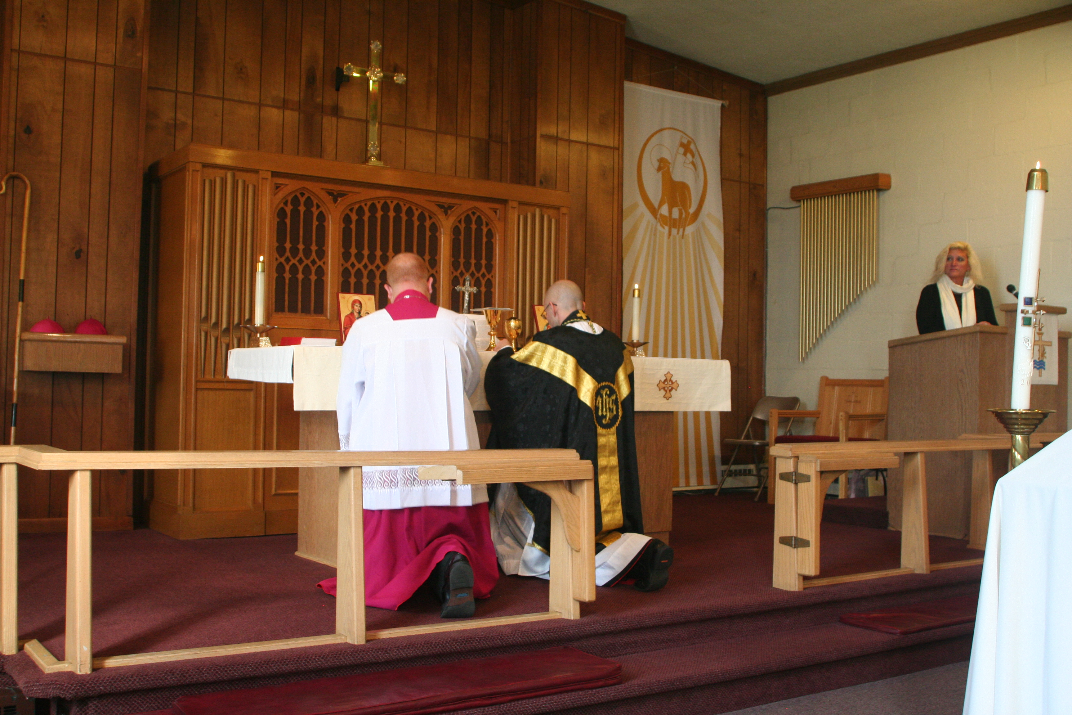 Adoration of the Holy Mystery