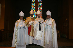The Consecrating Bishops