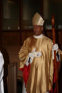 The Metropolitan Bishop