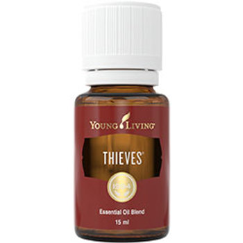 Thieves盜賊複方精油 Thieves Essential Oil Blend 15ml