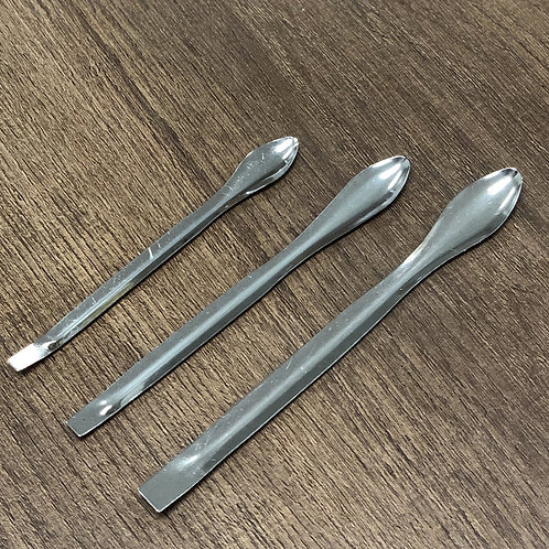 Stainless Steel Tip Shaped Spoons (3 packs) 不鏽鋼尖勺(三件)
