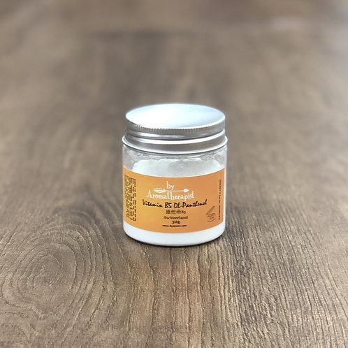Vitamin B5 DL-Panthenol 維他命B5 (30g)