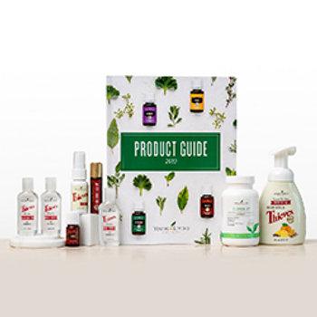 健康防護入門套裝 Personal Hygiene and Protection Enrollment Kit