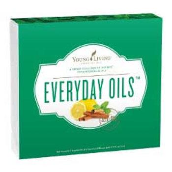 日常精油套裝 Everyday Oils Essential Oil Collection