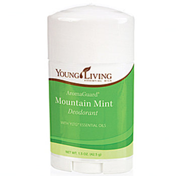 香體膏(薄荷清香配方) AromaGuard Mountain Mint Deodorant