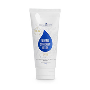 礦物防曬乳SPF 50 Mineral Sunscreen Lotion SPF 50