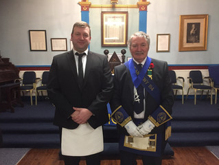 EA Degree - Bro. Robert Findlay - 6th Nov 2017