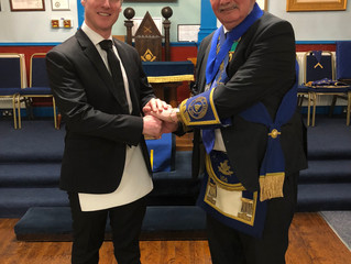 EA Degree - Bro. Jon Donnelly - 2nd April 2018