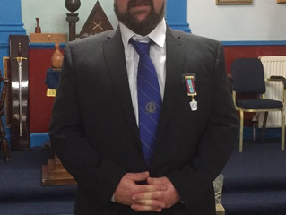 MMM Degree - Bro. Cameron Smith - 16th Oct 17