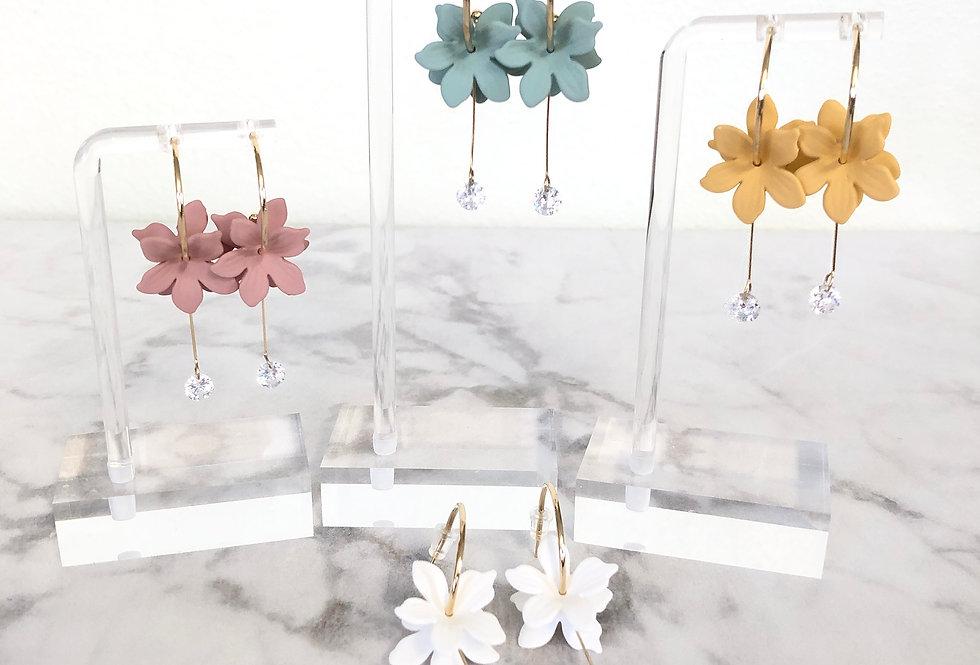Flower Stone Drops