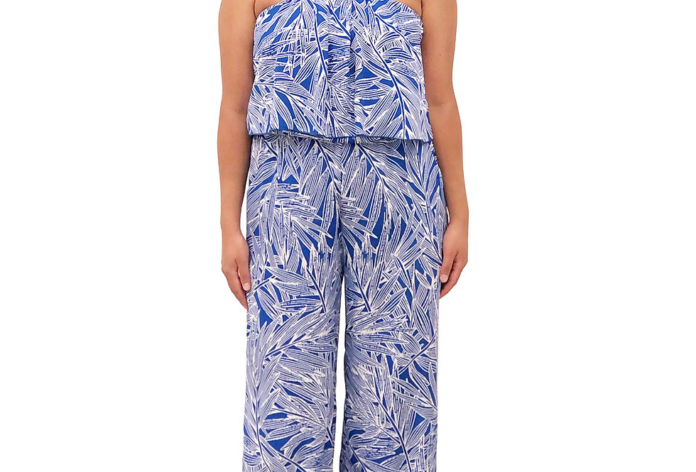 Palm Layered Jumpsuit