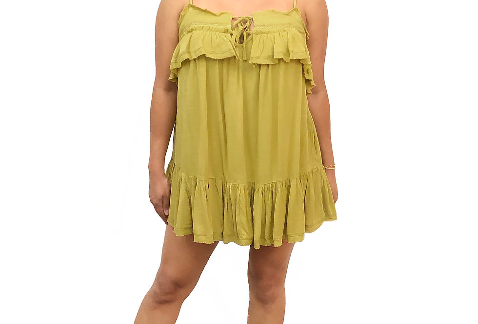 Lacey Romper Dress