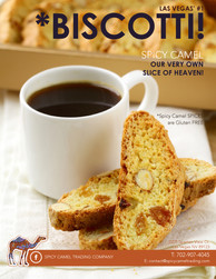 SPICY CAMEL EDITORIAL ADVERTISING...BISCOTTI