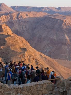 Masada mountain