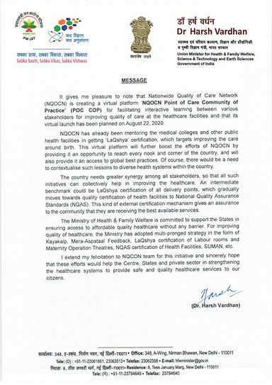 FTS 8070843 - Message from Hon ble HFM-p