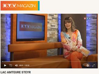 LAC Amateure Steyr im RTV