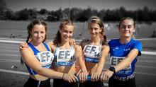 Österreichische Leichtathletik  Meisterschaften U16 in der Südstadt und U20 in Eisenstadt!